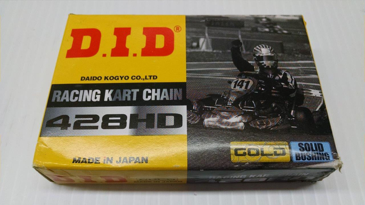 DID 428 Chain 60 link - Italian Motors USA LLC