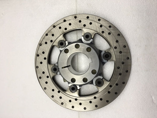 Complete 40mm Rotor Assembly 2
