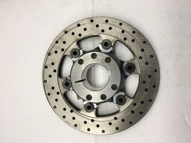 Complete 40mm Rotor Assembly 2 - Italian Motors USA LLC