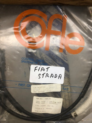 Fiat Strada Hand Brake Cable (1977) - Italian Motors USA LLC
