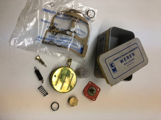 40 DCNF Dino Coupe and Spider Weber Carburetor Kit