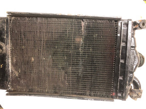 Fiat 600 Brass Radiator with Electric Fan - Used - Italian Motors USA LLC