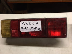 Fiat Spider Right Brake Lamp - USED - Italian Motors USA LLC