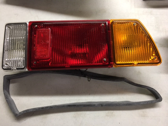 Fiat X19 Right Side Brake Lamp with Gasket - Italian Motors USA LLC