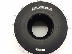 Le Cont Tires - White Slick (Medium) - Italian Motors USA LLC