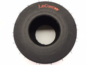 Le Cont Tires - Red Slick (Hard) - Italian Motors USA LLC