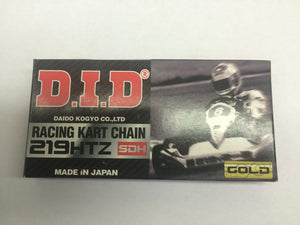 DID 219 Chain HTZ/SDH 112 link - Italian Motors USA LLC