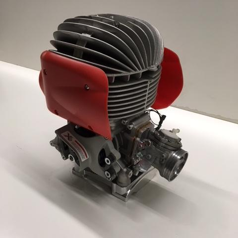 X100AC - 100cc Air Cooled Engine Package
