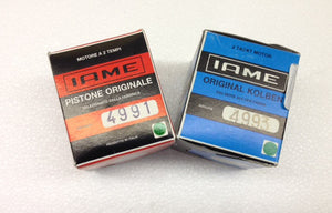 IAME ICA Engine Piston Kit - Italian Motors USA LLC
