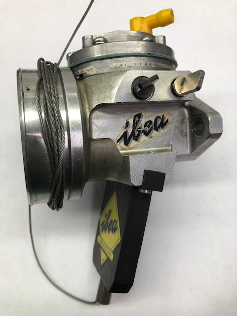 Used Ibea 24mm Carburetor - Slide 3-Jet - Italian Motors USA LLC