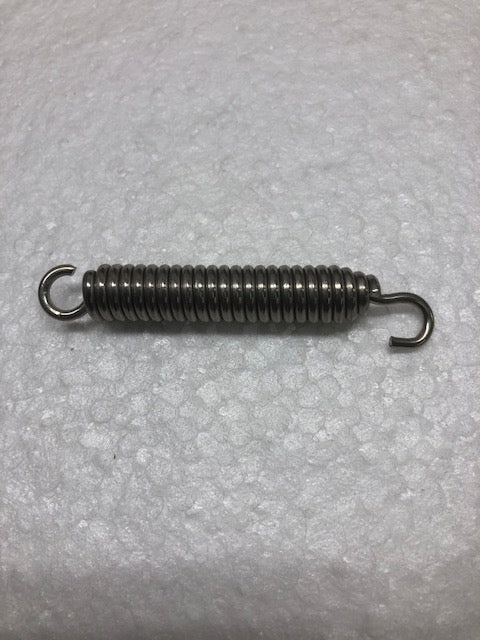 Exhaust Cradle Spring - 10x69mm - Italian Motors USA LLC