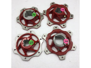 Vintage Sprocket and Brake Rotor Support - Italian Motors USA LLC