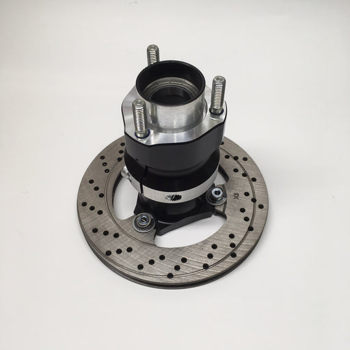 Floating Front Rotor Assembly - 25mm - Italian Motors USA LLC