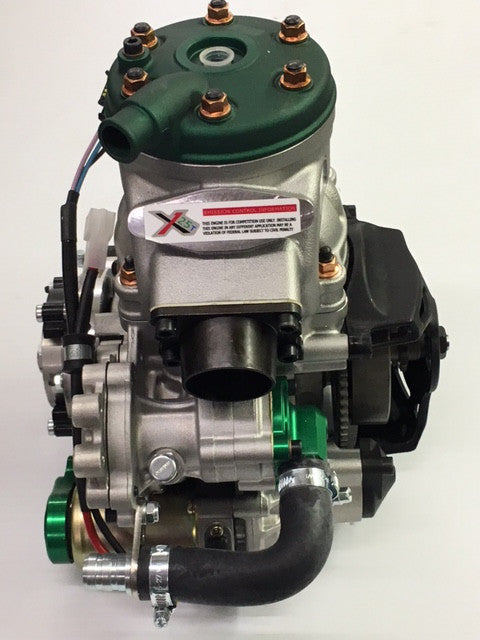 "X125T Engine Package <p style=""color:red"">*TRADE IN PROGRAM*</p> - Italian Motors USA LLC"