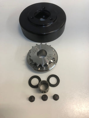 16T Gear and Clutch Drum Assembly - Leopard 08/MY09 - Italian Motors USA LLC