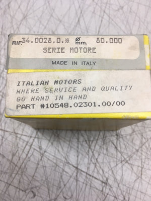 Alfa Romeo Piston Rings Set - Italian Motors USA LLC