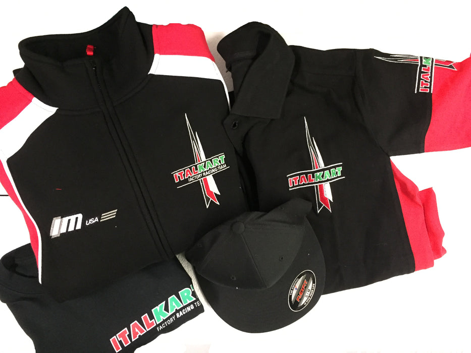 Italkart Clothing Kit **SALE** - Italian Motors USA LLC