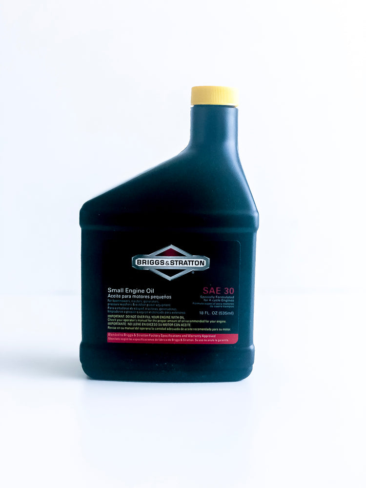 LO206 Briggs & Stratton Engine Oil - Italian Motors USA LLC
