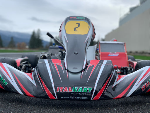 Italkart 506 Sticker Kit **2020 Edition** - Italian Motors USA LLC