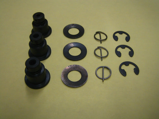 Brake Rotor Mounting Hardware - 3 Point