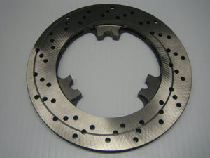 Front Brake Rotor - EVO3 - Italian Motors USA LLC