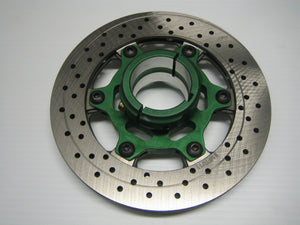 Complete 50mm Rotor Assembly (200mm x 14mm thick rotor) - Italian Motors USA LLC