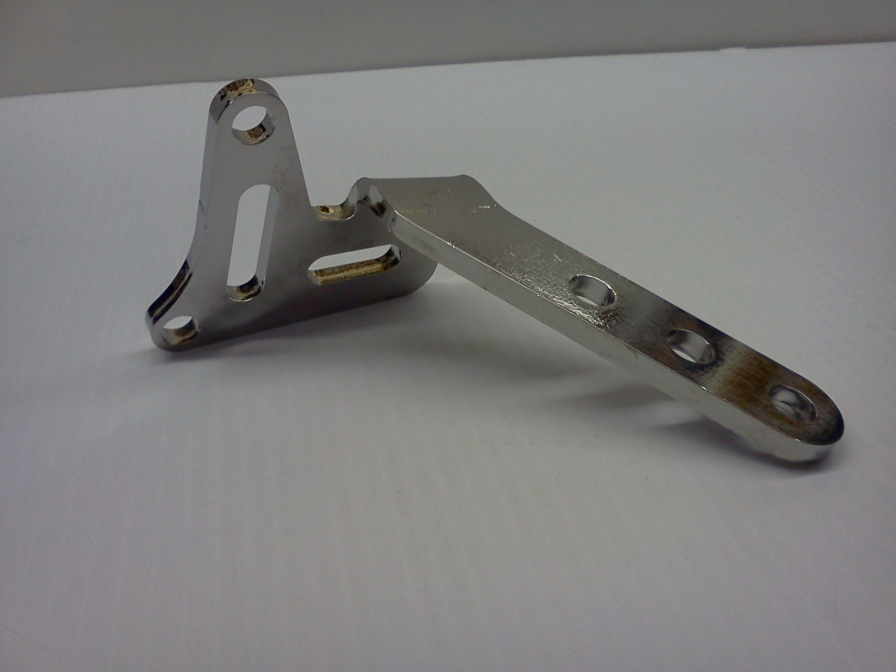 Italkart Exhaust Bracket - Right Side - Italian Motors USA LLC
