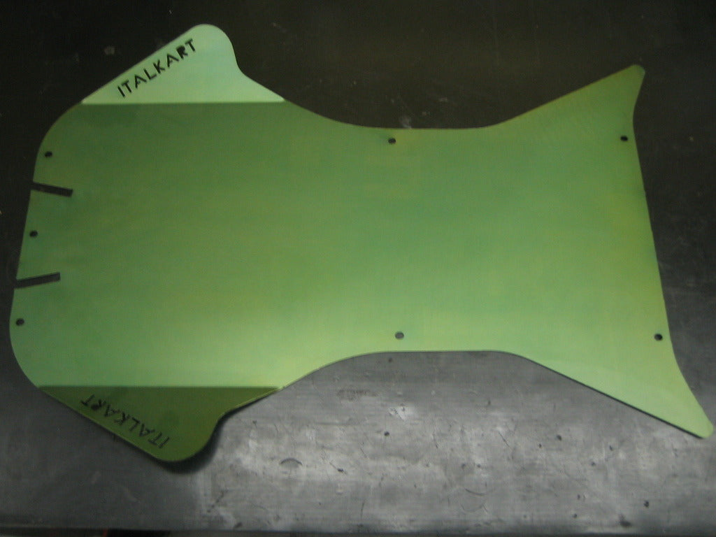 Italkart Floorpan - Finned - Italian Motors USA LLC