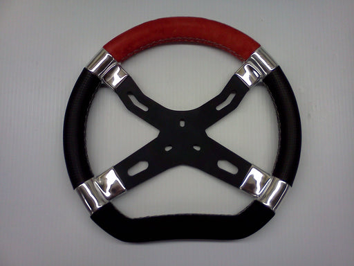 Italkart Steering Wheel - 2014 Version - Italian Motors USA LLC