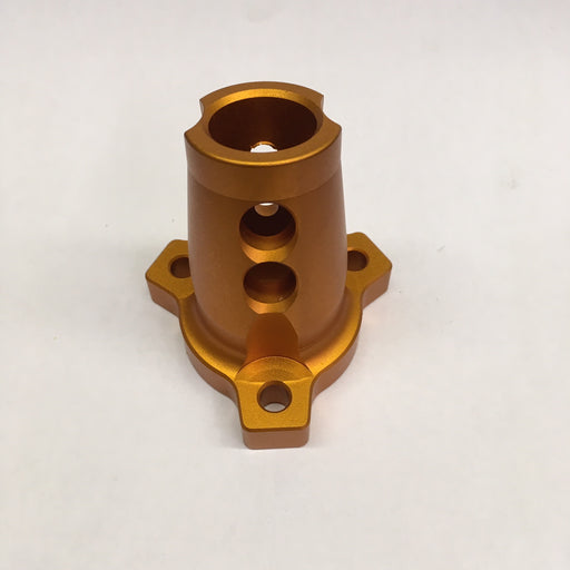 Italkart Inclined Steering Hub KF - Laguna Gold - Italian Motors USA LLC