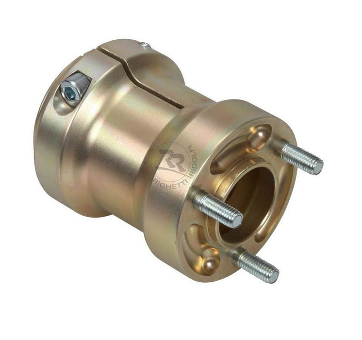 50 x 92mm Rear Hub - Magnesium