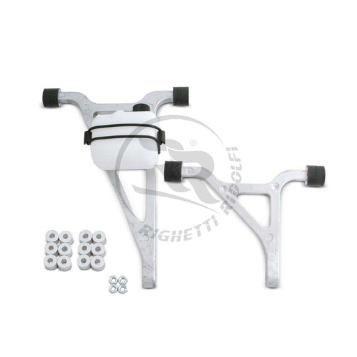 Aluminum Radiator Bracket Kit