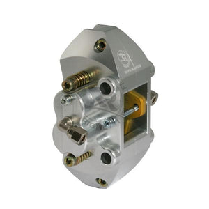 RR 4 Piston CNC Rear Caliper - 60mm - Italian Motors USA LLC