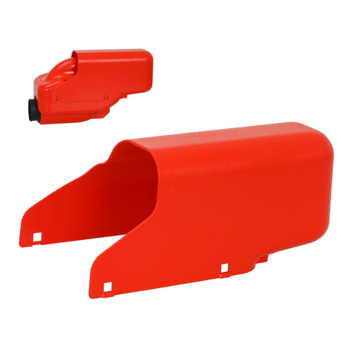 Red Rain Cover for NOX2 Airbox - Italian Motors USA LLC