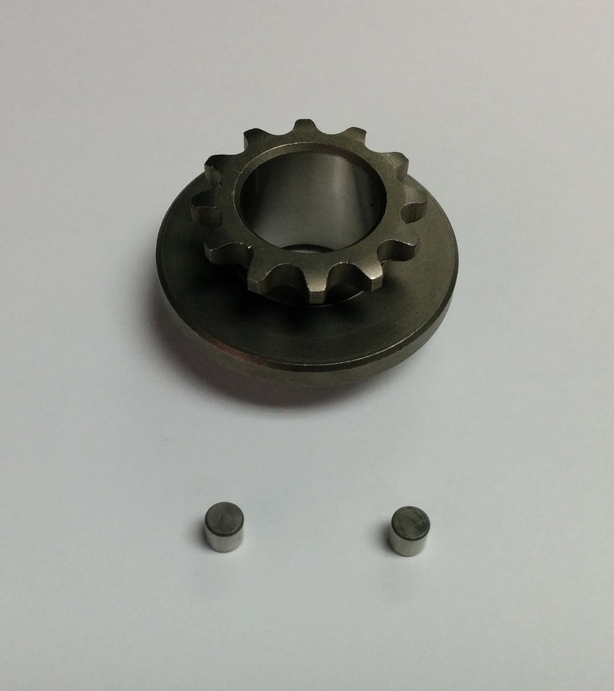 12T Drive Sprocket for Vortex Rok - Italian Motors USA LLC