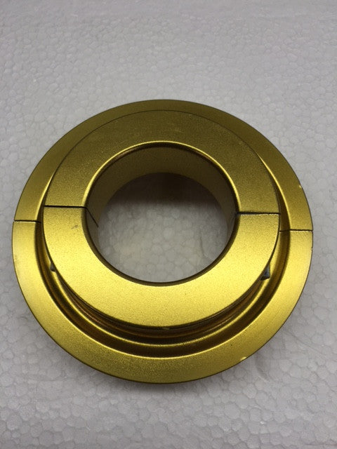 40mm Water Pump Pulley - Gold