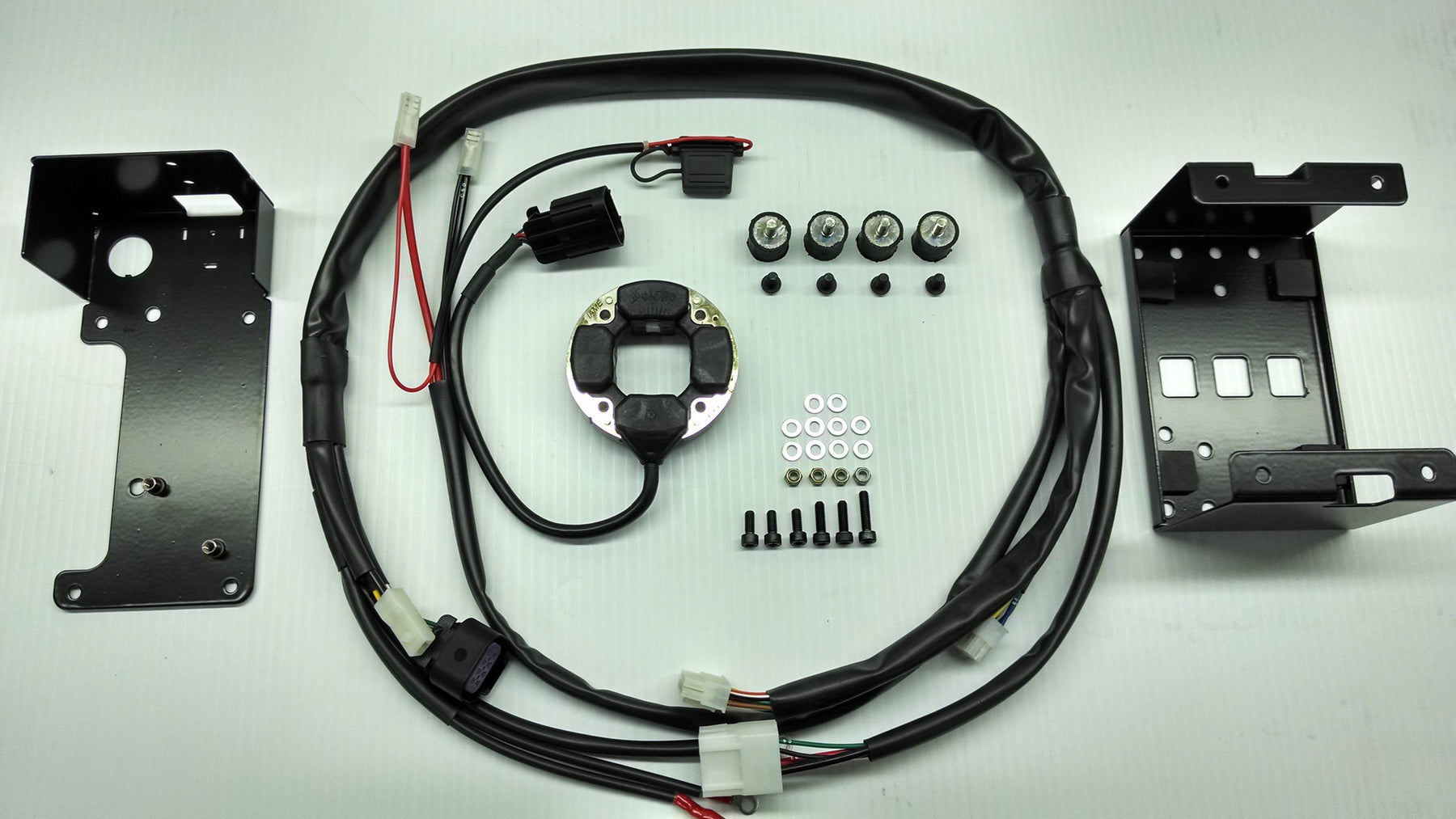 Leopard MY09 Wiring Conversion Kit - Minor  **SALE** - Italian Motors USA LLC