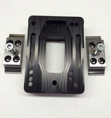 30 x 92 Engine Mount - Black