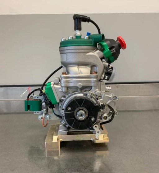 X125T DIRECT DRIVE Engine Package with Power Valve - Italian Motors USA LLC