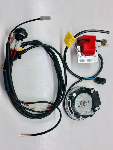 TM ES Digital Ignition Assembly for KZ (Stator , Coil and Wiring)