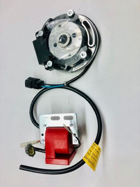 TM Digital Ignition Assembly (Stator and Coil) - Italian Motors USA LLC