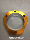 50mm Cassette/Bearing Holder - Anodized Gold - Italian Motors USA LLC