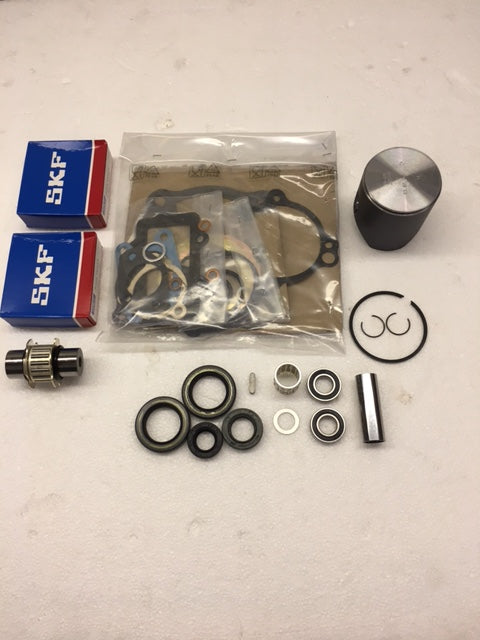 X125T Parts Overhaul Kit - MINOR