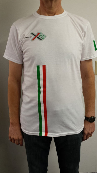 X125 T-Shirt - Italian Motors USA LLC