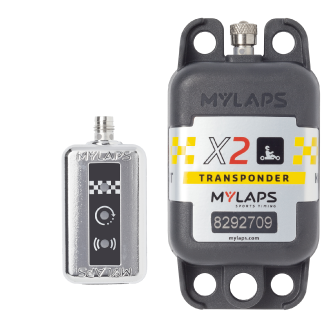 X2 AMB Transponder - with 5 year subscription