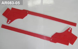 Chain Guard with Attached Piece - Italian Motors USA LLC