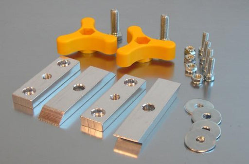 Babykart Front Fairing Hardware Kit