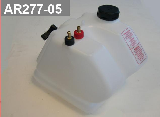 8.5L Extractable Fuel Tank - Shifter/TaG - Italian Motors USA LLC