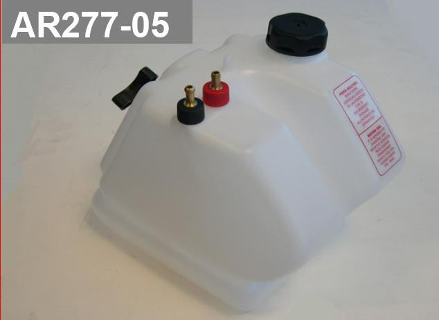 8.5L Extractable Fuel Tank - TaG - Italian Motors USA LLC