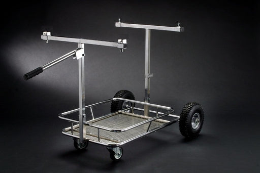 HQ Kart Stand - Chrome